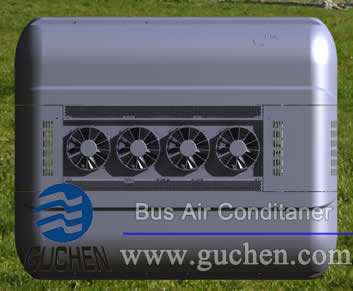 EZDS-05 DC variable frequency all-electric bus air conditioning