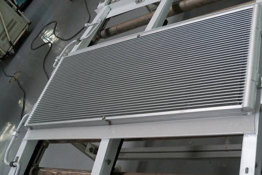 PFD Series Bus Air Conditioning Condenser coil