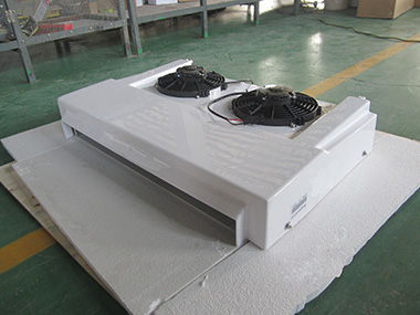 evaporator of c280 truck chiller unit